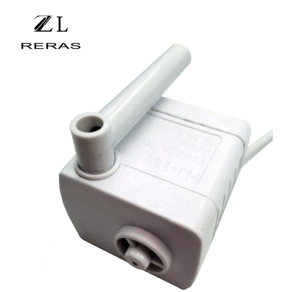 5V HJ-111 Fish Tank Replacement Submersible Pump Super Silent Household Small Multifunctional Circulating Filter Pump