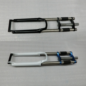 bicycle fork 26 27.5 29 ER mountain suspension fork air resilience oil damping line lock for over SR