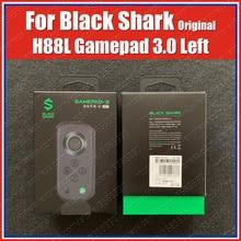 H88L Gamepad 3 Extend Black Shark 3 Pro 3s 3 Joypad Holder Joystick Adapter BR20 Cooler Fan Game Triggers Bluetooth Earphones 2