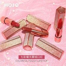 Get more info on the HOJO Starry Heart Matte  Velvet Lipstick maquiagem Makeup