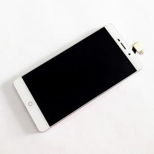 Image 2 - איכות מקורית עבור Elephone P9000 LCD תצוגה + מסך מגע Digitizer עצרת תחליף מושלם 5.5 ב תיקון פנל + כלי