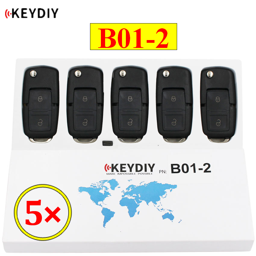 5pcs/lot KEYDIY B series B01 2 2 button universal remote control for KD900 URG200 KD X2 mini KD to generate new remote-in Car Key from Automobiles & Motorcycles    1