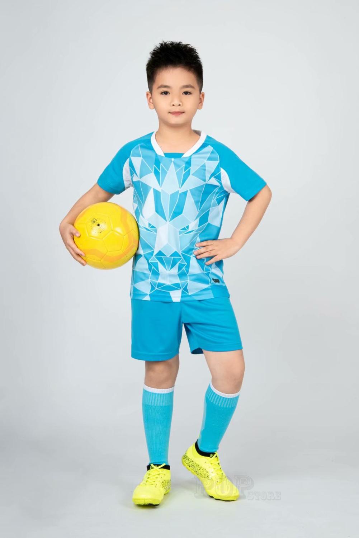 Kids football Uniforms boys girl soccer Jerseys Custom child Soccer Jersey Set Sportswear t-shirt sports suit new style 25