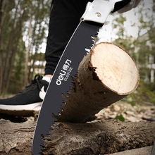 Folding Saw Chopper Hand-Saw Garden-Tools Unility-Knife Trees Grafting Wood Outdoor DELI