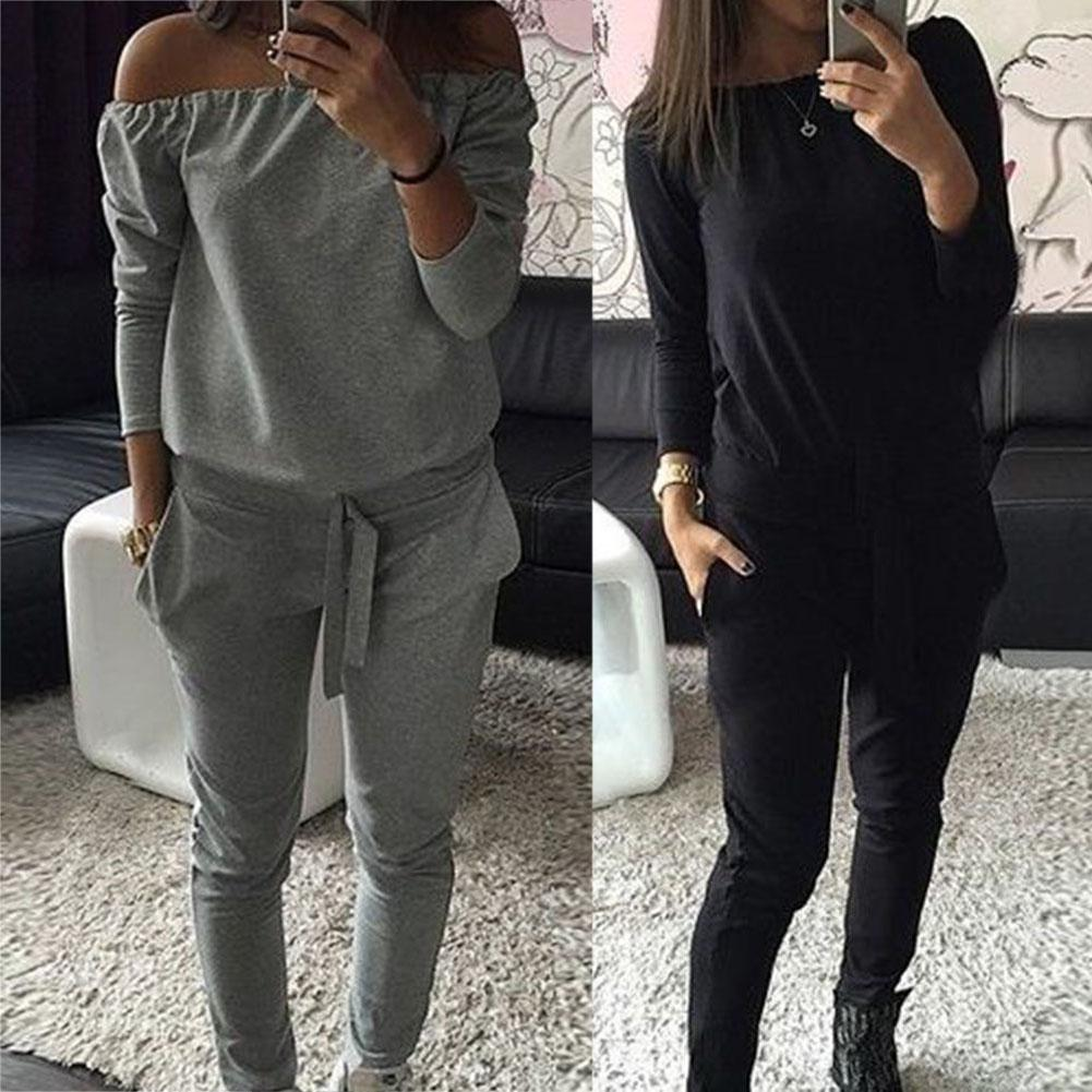 Soft Knitted Suits Warm Sweater Suit Women's Twist Knitting Turtleneck Sweater Top And Pants Loose Style Tracksuit Ropa