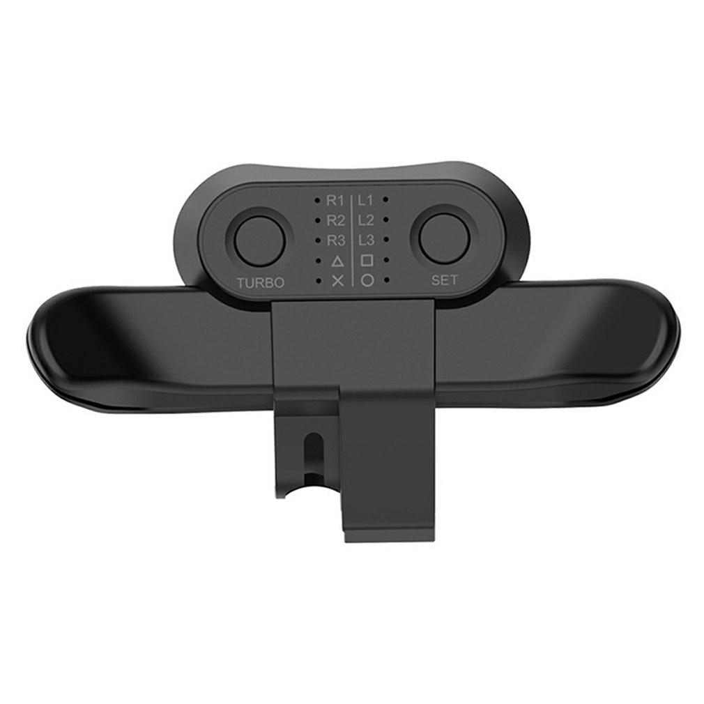 Extension Keys Replacement PS4 Gamepad Back Button Attachment DualShock4 Joystick Rear Accessories