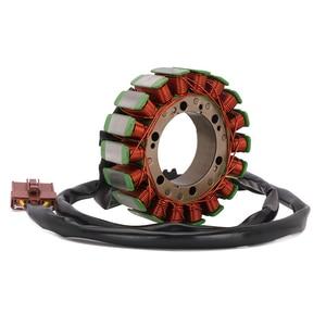 Image 2 - Motorcycle Magneto Generator Alternator Engine Charging Stator Coil For Aprilia ETV1000 ETV 1000 CAPONORD ABS RSV 1000R R 01 09