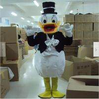 Halloween Boy & Girl Duck Mascot Costume Cosplay Wedding Party Fancy Dress NEW Interesting Funny Cartoon Character Clothing 1pc