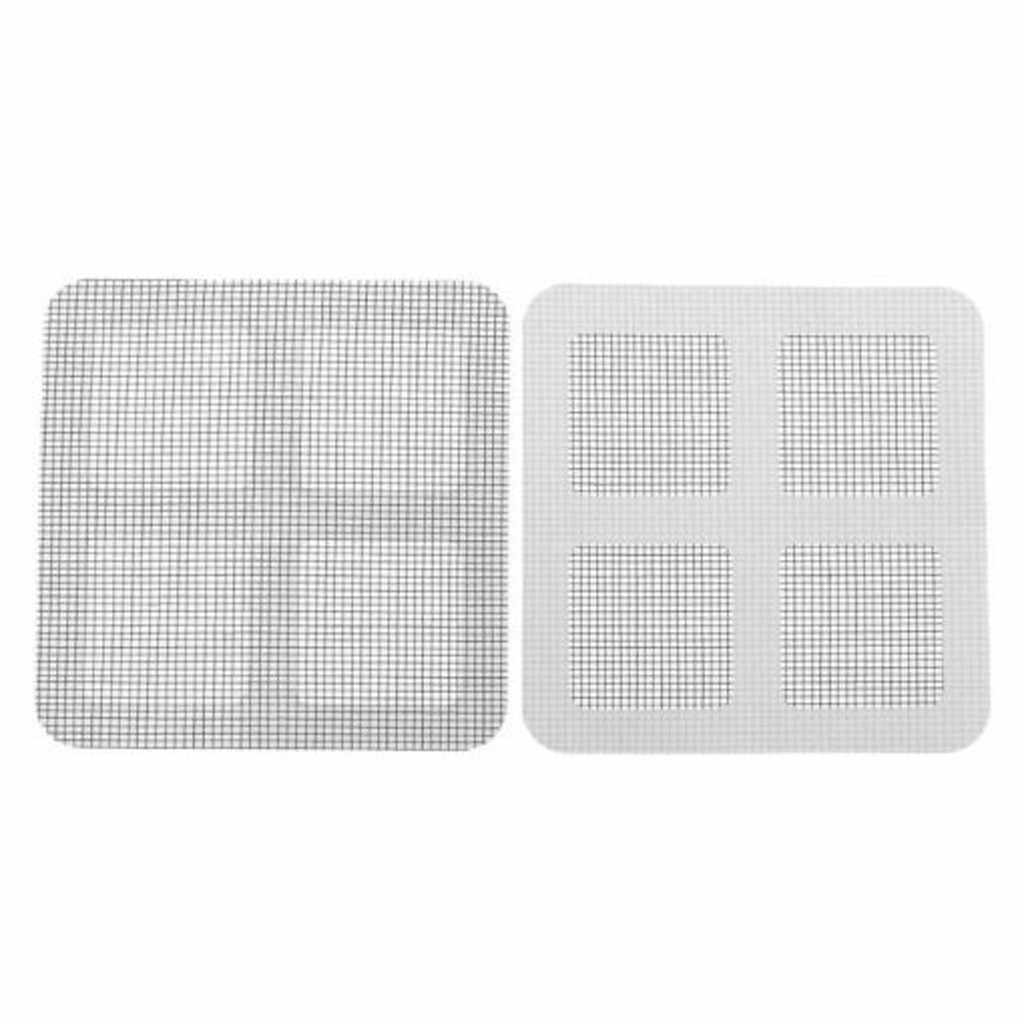 # Jin10pcs Anti-Insect Fly Bug Deur Venster Mosquito Screen Netto Reparatie Tape Patch Zelfklevende Reparatie Tape Venster reparatie Acces # j