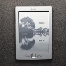 Kindle 4 Отремонтированная электронная книга e-ink дисплей 6 дюймов электронная книга не kindle 5 kobo tolino электронная книга серый читалка 2 Гб