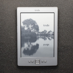 Kindle 4 refurbished E-book e-ink Display 6 inch Ebook Reader not kindle 5 kobo tolino Electronic e book Gray Ereader 2GB(China)