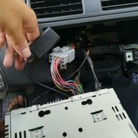 1x adaptateur de musique de voiture Aux câble Bluetooth pour VOLVO C S V XC 30 40 50 60 70 80 90