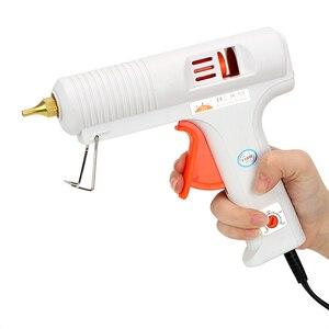 Image 1 - NICEYARD 핫멜트 접착제 총 온도 조절 가열 총구 직경 11mm 일정한 온도 공예 수리 도구