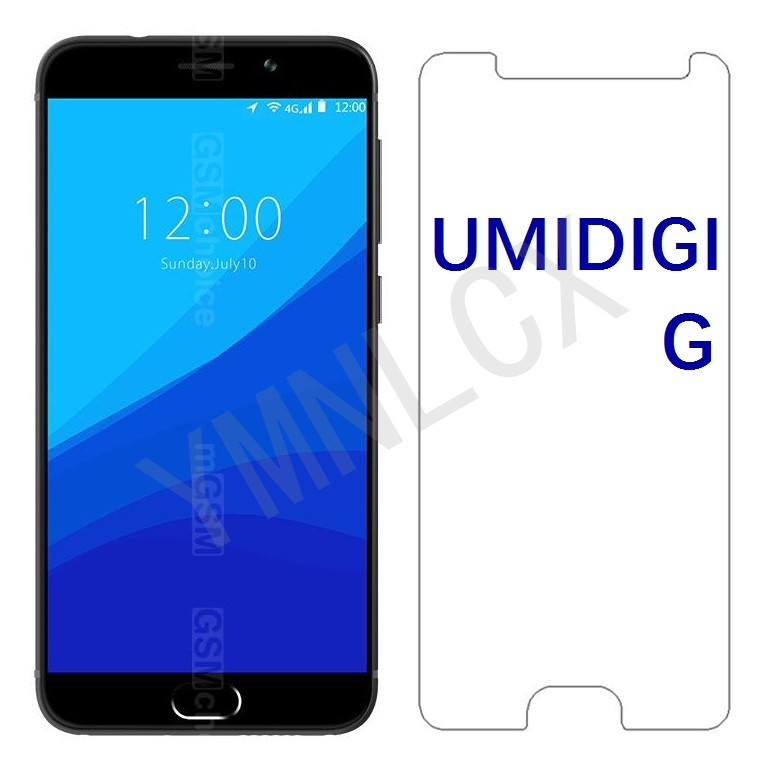 High Quality Tempered Glass Film Front Ultra Thin Clear Film Explosion-proof For UMIDIGI G Phone Screen Protector