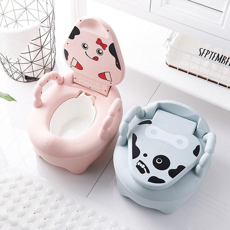 Ju Bao Bao Toilet For Kids Kids Women's Every Large Size Toilet Men's Infant Potty Sit Chamber Pot Urinal
