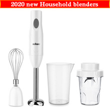mixer blender electric baby food maker Portable Blender cup 4 in 1 set for Kitchen Whisk Beaker Juicer Mixer Smoothie for home