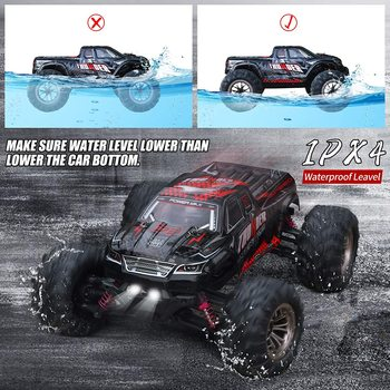RC Car 40KM/H High Speed Racing Remote Control Car Truck for Adults 4WD Off Road Monster Trucks Climbing Vehicle Christmas Gift 5