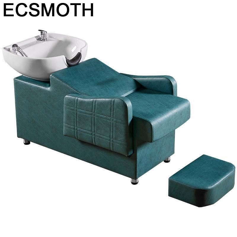 Makeup Cabeleireiro Barber Shop Bed Beauty De Belleza Hair Salon Furniture Cadeira Maquiagem Silla Peluqueria Shampoo Chair