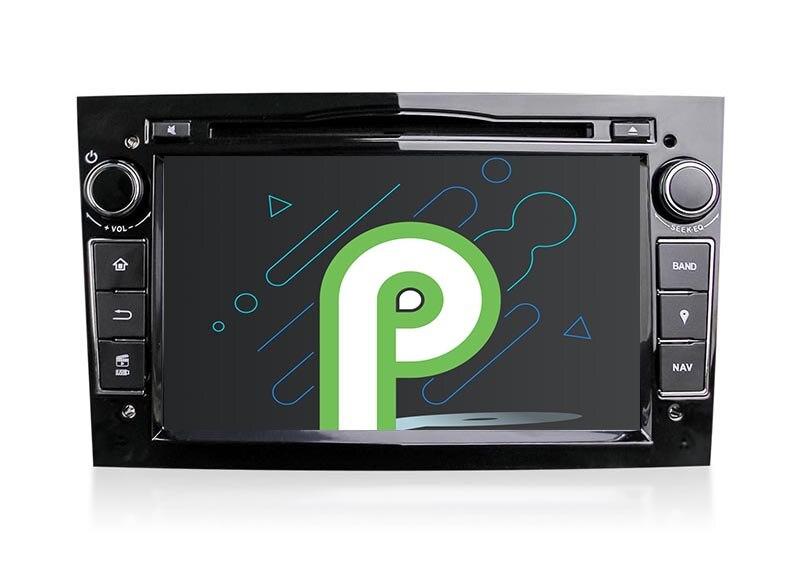 "Octa core Android 8.0 7/"" HD Car Stereo Head Unit GPS Navi Radio 2Din RAM 4GB"