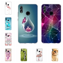 For Huawei Honor 6A 8X Case Soft TPU Silicone For Huawei Honor 9 Lite Cover Cartoon Patterned For Huawei Honor 10 10 Lite Shell for huawei honor 6a 8x case soft tpu silicone for huawei honor 9 lite cover panda patterned for huawei honor 10 10 lite bumper