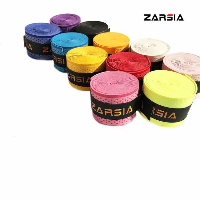 3pcs ZARSIA Racket Overgrips Thin Type