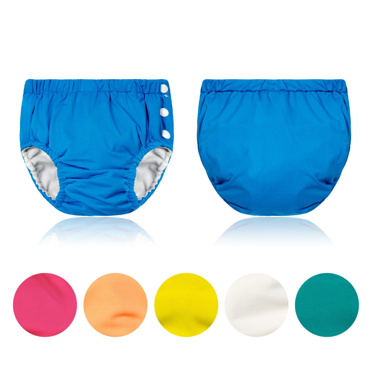 BABY'S Swimming Trunks Washable Pocket Urine Learn Swimming Trunks Kids Learning Swimming Trunks Swimming Pool Baby Diapers Swim