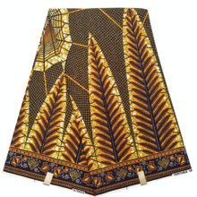 2019 Veritable Dutch wax Ankara African wax prints fabric 100% cotton 6 yards Nigeria wrapper 2019 dutch wax print fabric ankara fabrics veritable african wax prints fabrics 100