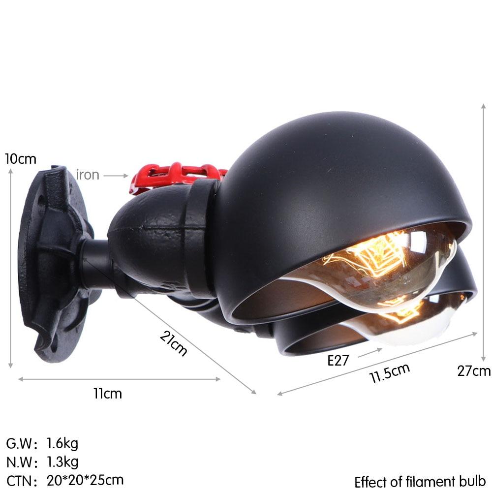 BG322 亚黑 尺寸图 钨丝 英文版