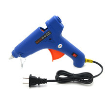 100W Glue Gun Electric Heating Craft Hot Melt Glue Gun scrapbook Glue Sticks Hot(China)