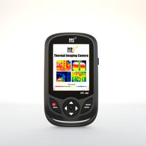 Image 1 - 2019 Handheld TFT Display Screen Thermal Infrared Imager Camera 320*240 in stock HT A2 upgrade for Outdoor Hunting  Fast