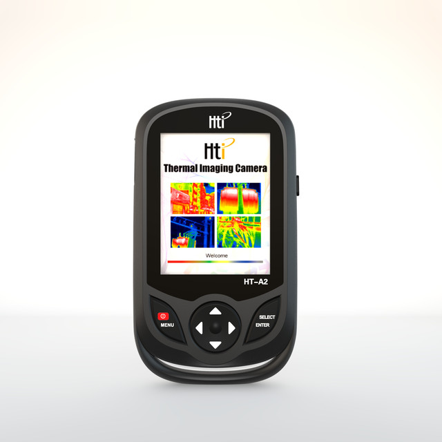 2019 Handheld TFT Display Screen Thermal Infrared Imager Camera 320*240 in stock HT A2 upgrade for Outdoor Hunting  Fast
