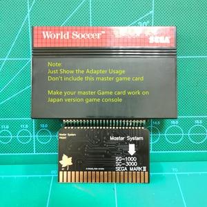 Image 4 - SMS2SG1000 Sega Master Hệ Thống Sega MARK III (Phiên Bản Tiếng Nhật) SG 1000 SC 3000 Adapter SMS Adapter