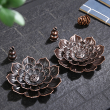 Burner-Plate Incense-Rack Office Desk-Decoration Buddhist-Temple Home for Handcraft Mosquito-Repellent