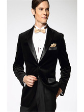 2020 najlepiej sprzedających się czarne męskie garnitury ślubne Custom Made Slim Fit ślubne smokingi dla pana młodego dla mężczyzn garnitury dla panów młodych oblubieniec trzyczęściowy tanie tanio Veiai CN (pochodzenie) Proste Zipper fly 2 sztuk (Kurtka i Spodnie) Pojedyncze piersi men suits 913D Smart Casual