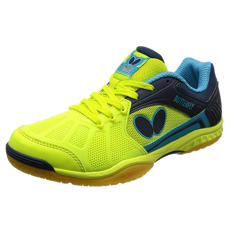 Men Women Professional Table Tennis Shoes Rubber Bottom Pink Blue Man Ping Pong Sports Trainers Anti-Slippery Women Footwear