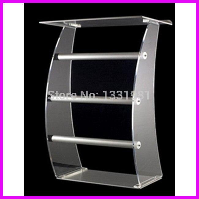 Hot SellingCustom Clear Acrylic Desktop Lectern