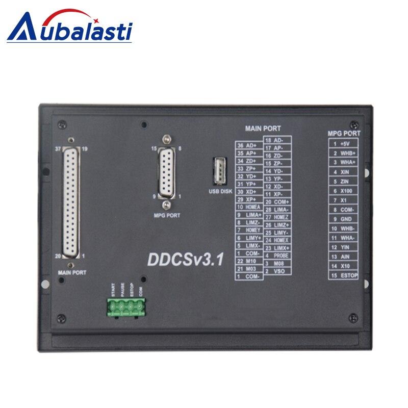 2 phase closed loop schrittmotor fahrer SSD2505M DC24v-50v motor fahrer stepper fahrer verwenden für cnc stecher und schneiden maschine