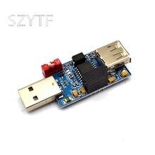 2500V USB מבודד USB ל usb מודול בידוד צימוד הגנת לוח ADUM3160