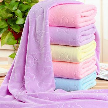 1 140x70cm najdrobniejszy poliester miękki mikrofibra ręcznik kąpielowy ręcznik ręcznik plażowy ręcznik plażowy poręczny ręcznik warto mieć tanie i dobre opinie Poliester Bawełna 0-3 miesięcy Dzieci w wieku 4-6 miesięcy 7-9 miesięcy 10-12 miesięcy 13-18 miesięcy 19-24 miesięcy