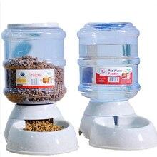 2 قطعة/مجموعة الحيوانات الأليفة وعاء شُرب القط مغذ أوتوماتيكي وعاء الحيوانات الأليفة الكلب نافورة الماء التلقائي يشربونمستلزمات تغذية وشرب للقطط