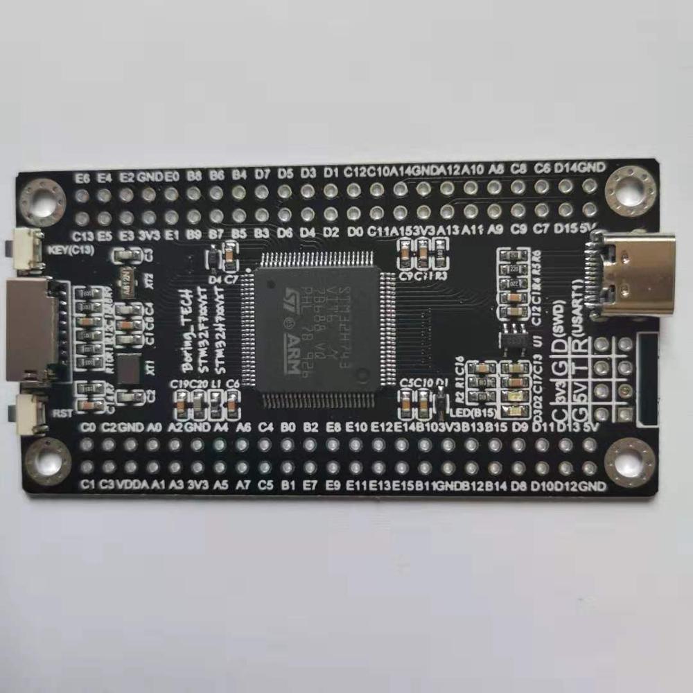 STM32H7 مجلس التنمية STM32H750VBT6 H743VIT6 مجلس الأساسية الحد الأدنى لوحة النظام لوح مهايئ-في قطع غيار مكيف الهواء من الأجهزة المنزلية على AliExpress