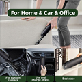 Baseus A2 Car Vacuum Cleaner Mini Handheld Auto Vacuum Cleaner with 5000Pa Powerful Suction For Home & Car & Office