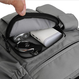 "Image 5 - לוח כתף תיק עבור ipad 7.9 ""9.7"" 10.1 ""12"" 10.5 12.9 אינץ אוויר מיני פרו 2020 חדש גברים פנאי נסיעות שליח שחור שקיות ניידים"