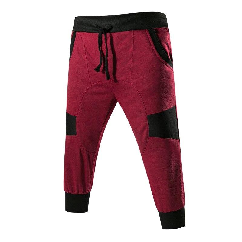 2019 Autumn Clothing New Products Men Casual Athletic Pants Shorts Versatile Trend Fashion Man Capri Pants