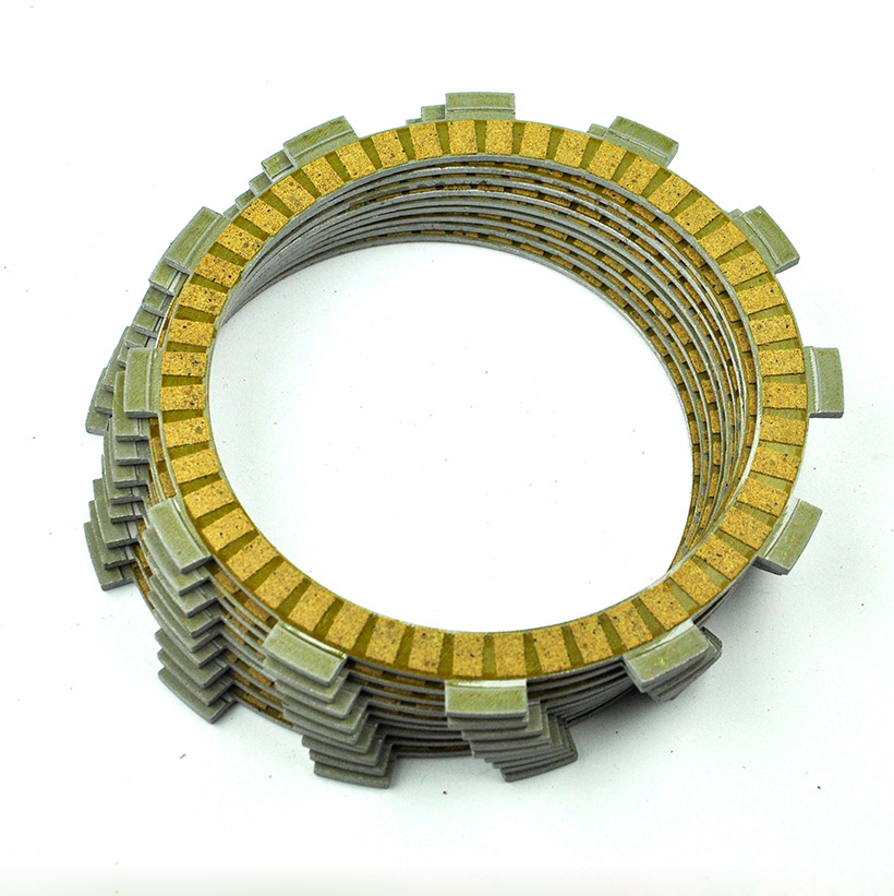 9Pc Motorcycle Clutch Plates For RMX 250 RMX250  1992 1993  Motor Bike parts|  - title=