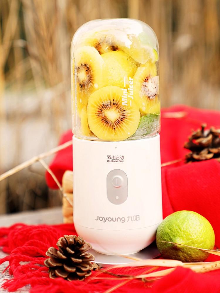 Juicer Machine  USB Portable Juicer Mini Juicer Juice Cup Student Fruit and Vegetable Multi-function Shake Bottle 3