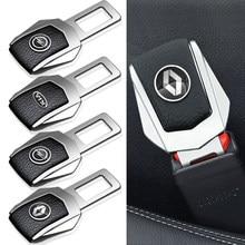 Clip de cinturón de seguridad para decoración de coche, Conector de correa para Volkswagen CC T-ROC Golf 4 5 6 7 Sharan 7N Passat B5 B6 B7 Tiguan EOS, 1 Uds.