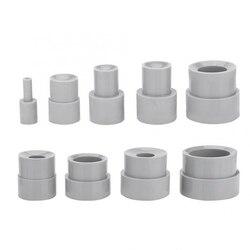 9Pcs/Set Lens Repair Tool Kit for Camera DSLR Ring Removal Rubber 8-83Mm Photo Studio Accessories