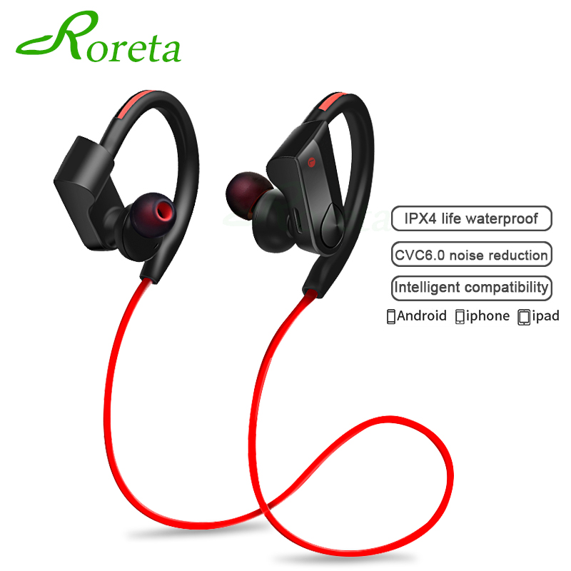 Roreta Mini Wireless Bluetooth Earphone K98 Sport Running Headset Stereo Bass Earbuds Earphones With Mic For IPhone 11 Samsung