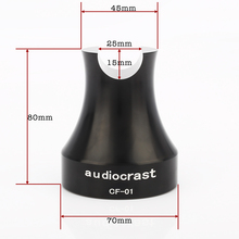 2020 Audiocrast CF201 Booster Power/speaker Cable Riser and cable Stabilizer cable holder crimp Cable Supporter cable feet